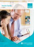 Cambridge Primary. English. Teacher Guide