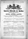 Gazette Officielle de Quêta
