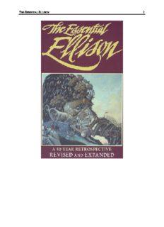 Ellison, Harlan - The Essential Ellison - A 50 Year Retrospec