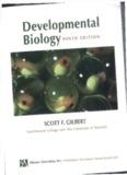 Gilbert, Developmental Biology, Chapter 11 excerpt.