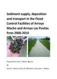 FINAL_Sediment suppy deposition and transport in Arroyo Mocho and Arroyo Las Positas.pdf