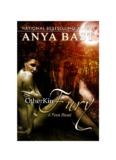 Other Kin 1: FURY - Anya Bast