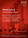 Global Cement - Cement industry in EM turmoil