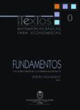 Matemáticas básicas para economistas: Fundamentos