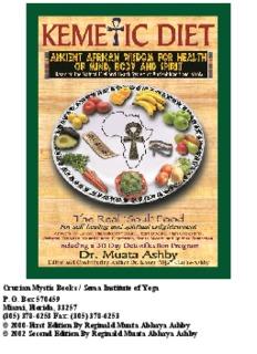 Book Kemetic Diet