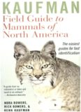 Kaufman Field Guide to Mammals of North America