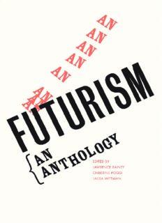 Futurism: An Anthology (Henry McBride Series in Modernism)
