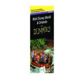 Walt Disney World & Orlando For Dummies (Walt Disney World and Orlando for Dummies)