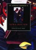 The Cambridge Companion to Ezra Pound (Cambridge Companions to Literature)