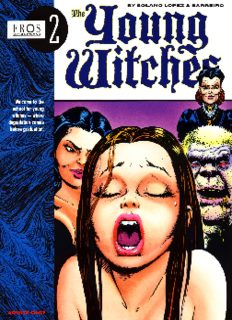 Young Witches Vol. 1 (Eros Graphic Album Series No. 2) (Eros Graphic Novel Series : No 3)
