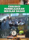 bab ii konsep dasar evaluasi pembelajaran