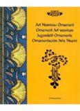 Art Nouveau Ornament / Ornement Art Nouveau / Jugendstil Ornamente / Ornamentación Arte Nuevo