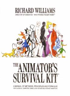 Richard Williams Animator's Survival Kit