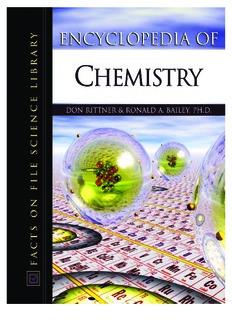 Encyclopedia of Chemistry
