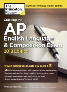 Cracking the AP English Language & Composition Exam