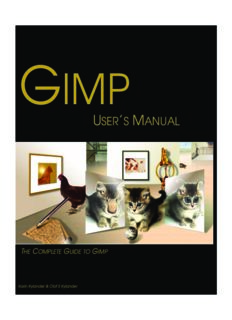 Gimp: The Official Handbook: Learn the Ins and Outs of Gimp from the Masters Who Wrote the GIMP User's Manual on The Web