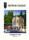 Stadt Menden (Sauerland)