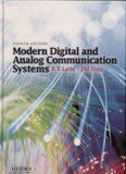 Modern Digital and Analog Communication Systems