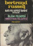Batı Felsefesi Tarihi- 2 Ortaçağ Türkçe-Bertrand Russel