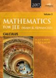 Wiley s Mathematics for IIT JEE Main and Advanced Calculus Vol 3 Maestro Series Dr. G S N Murti Dr