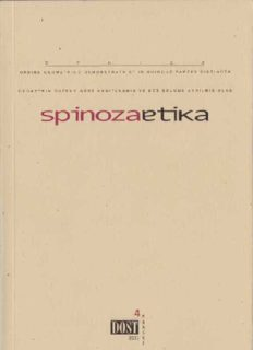 Etika - Spinoza
