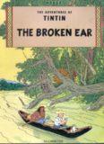 The Broken Ear (The Adventures of Tintin 6)