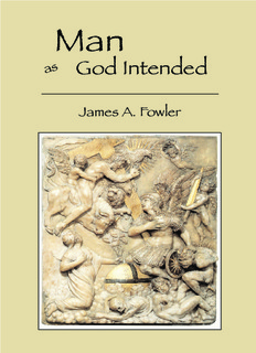 Man as God Intended - Christ in You Ministries