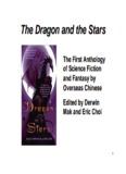 The Dragon and the Stars v6 - Derwin Mak