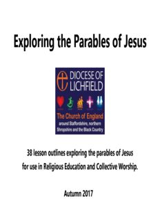 Exploring the Parables of Jesus
