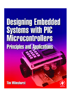Designing Embedded Systems with PIC Microcontrollers - Principles