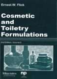Cosmetic and Toiletry Formulations Volume 8, Second Editon (Cosmetic & Toiletry Formulations)