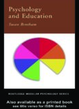 Psychology and Education (Routledge Modular Psychology)