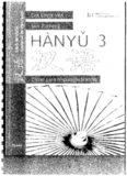 Hànyǔ 3. Chino para hispanohablantes. Libro de texto y cuaderno de ejercicios