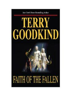 Terry Goodkind - Sword Of Truth 06 - Faith Of The Fallen