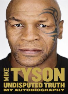 Mike Tyson Autobiography Hb