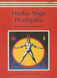 Hatha Yoga Pradipika – Muktibodhananda