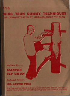 116 Wing Chun Dummy Techniques.pdf
