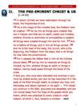 teaching outline colossians 1:14-22 the pre-eminent christ wilson kilgore