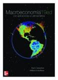 Macroeconomia – Samuelson & Nordhaus – 19ed