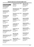 montefiore aco network directory - Montefiore Medical Center