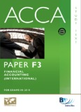 ACCA F3 - Financial Accounting (INT) Study Text - STIMUL