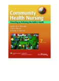 Community Health Nursing: Promoting and Protecting the Public's Health, 7th Edition