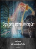 Digital Identity and the Connected Car