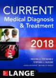 CURRENT Medical Diagnosis & Treatment 2018