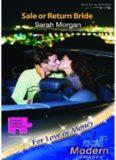 For Love or Money - Sale or return bride