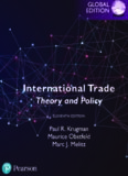 International trade : theory & policy