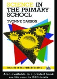 Science in the Primary School (Subjects in the Primary School)