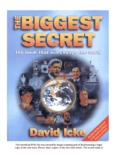 The Biggest Secret - The book that will change the world - David Icke