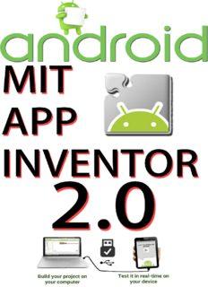 MIT App Inventor V 2.0: app creation that transforms