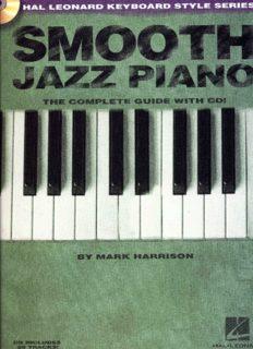 Smooth Jazz Piano: Keyboard Style Series (Hal Leonard Keyboard Style)